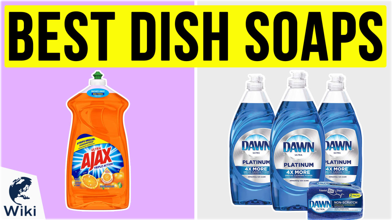 10 Best Dish Soaps