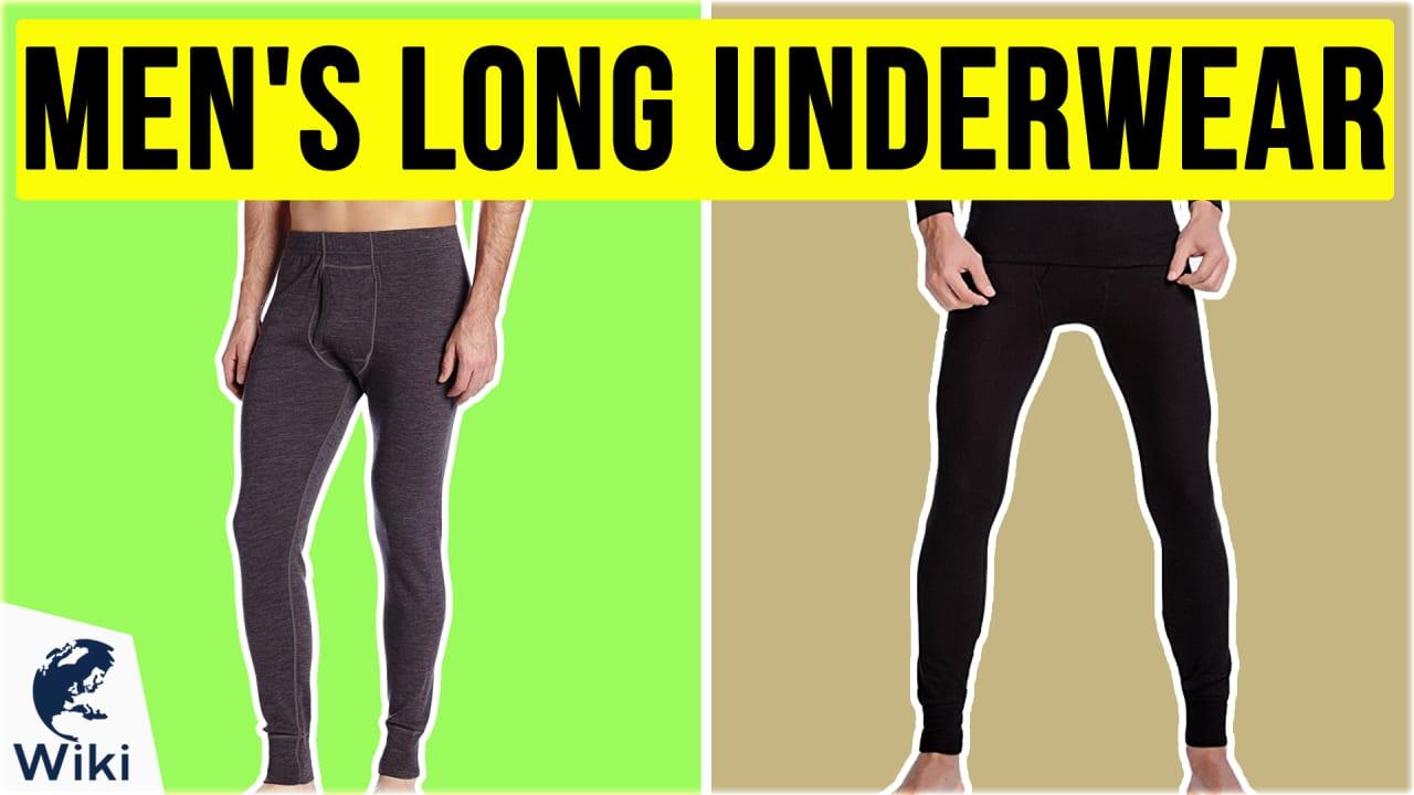 10 Best Men's Long Underwear