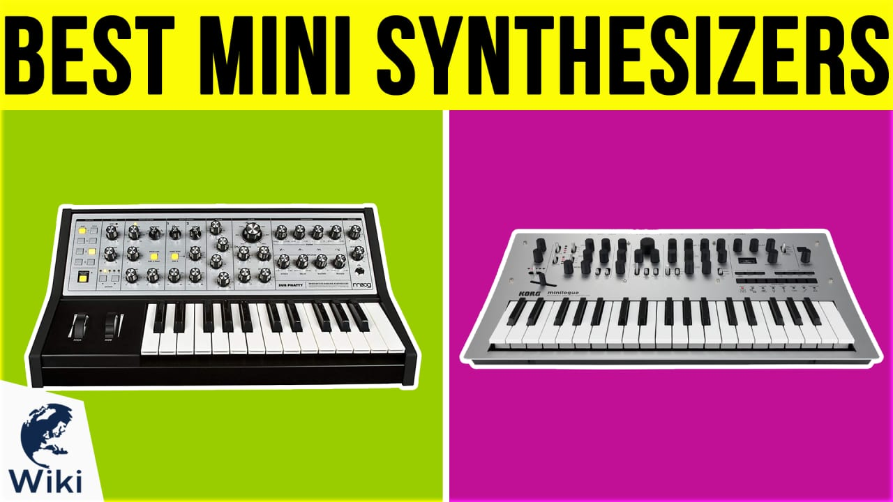 10 Best Mini Synthesizers