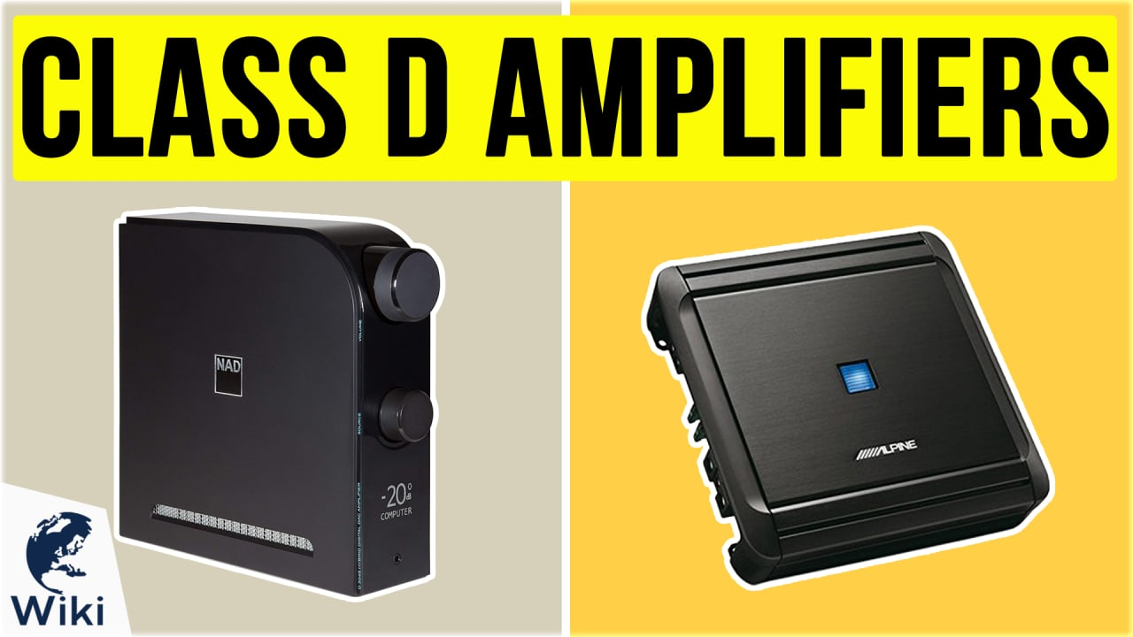 10 Best Class D Amplifiers