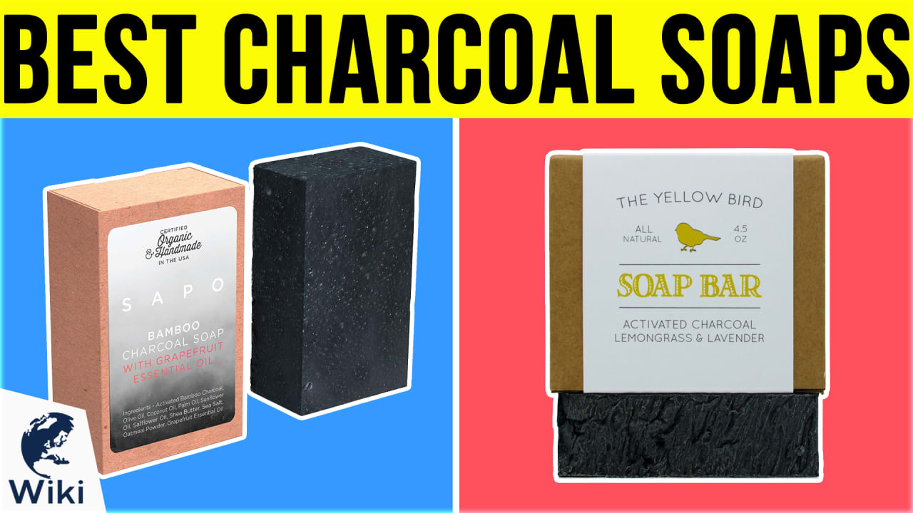 10 Best Charcoal Soaps