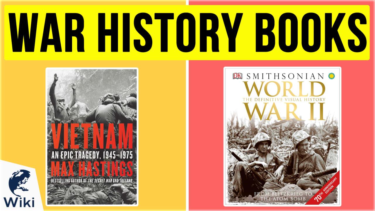 10 Best War History Books
