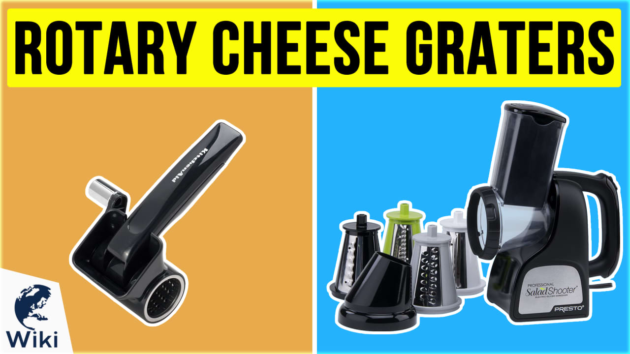 8 Best Rotary Cheese Graters