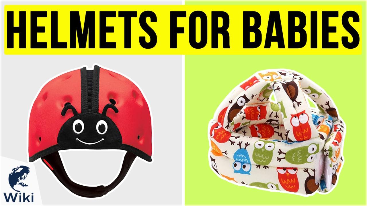 9 Best Helmets For Babies