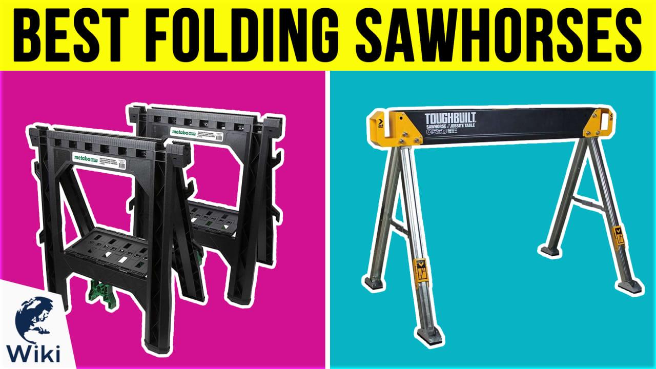 10 Best Folding Sawhorses