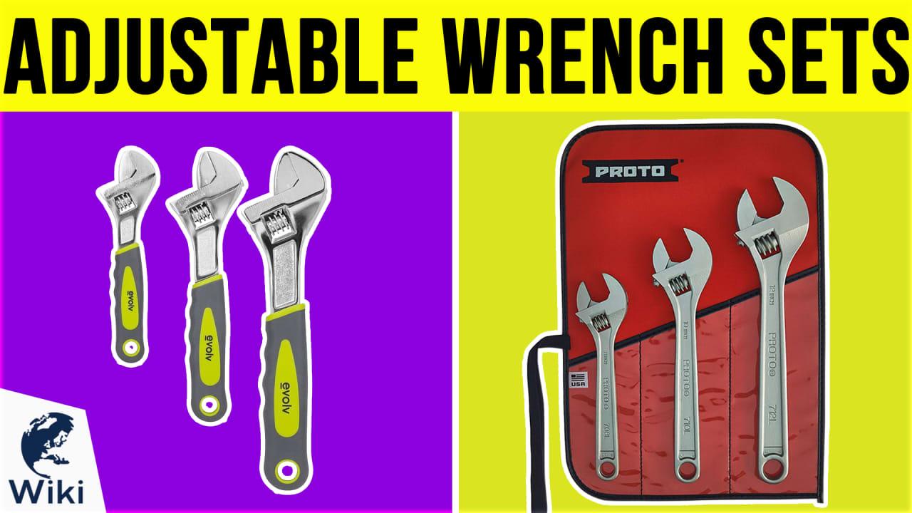 10 Best Adjustable Wrench Sets