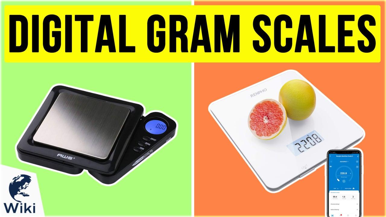10 Best Digital Gram Scales