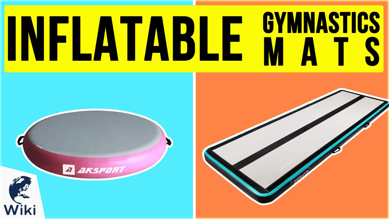 8 Best Inflatable Gymnastics Mats