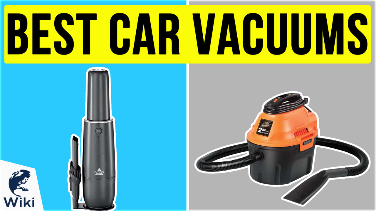 10 Best Car Vacuums