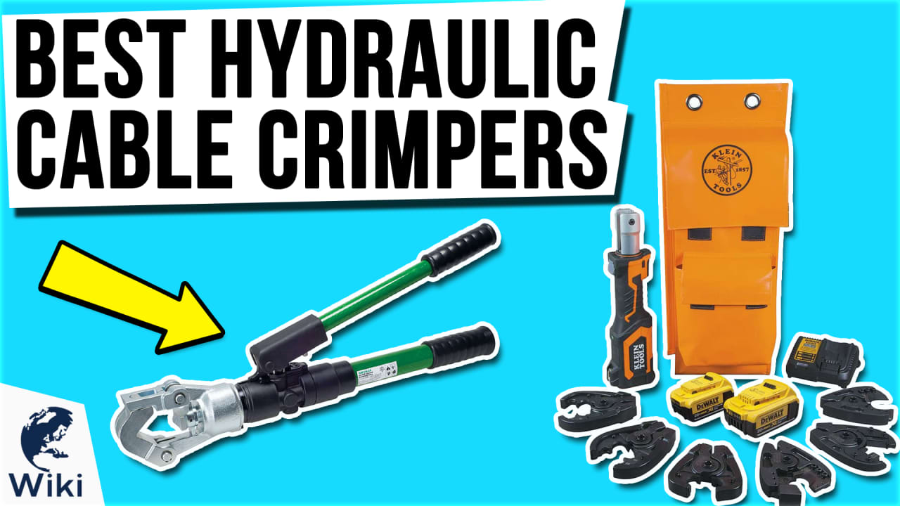 7 Best Hydraulic Cable Crimpers