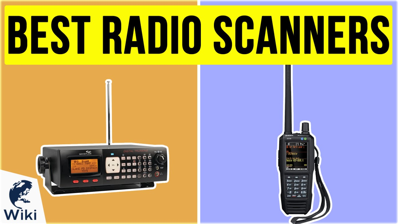 10 Best Radio Scanners