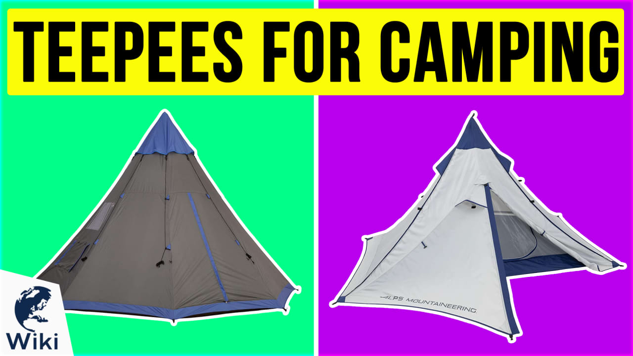 10 Best Teepees For Camping