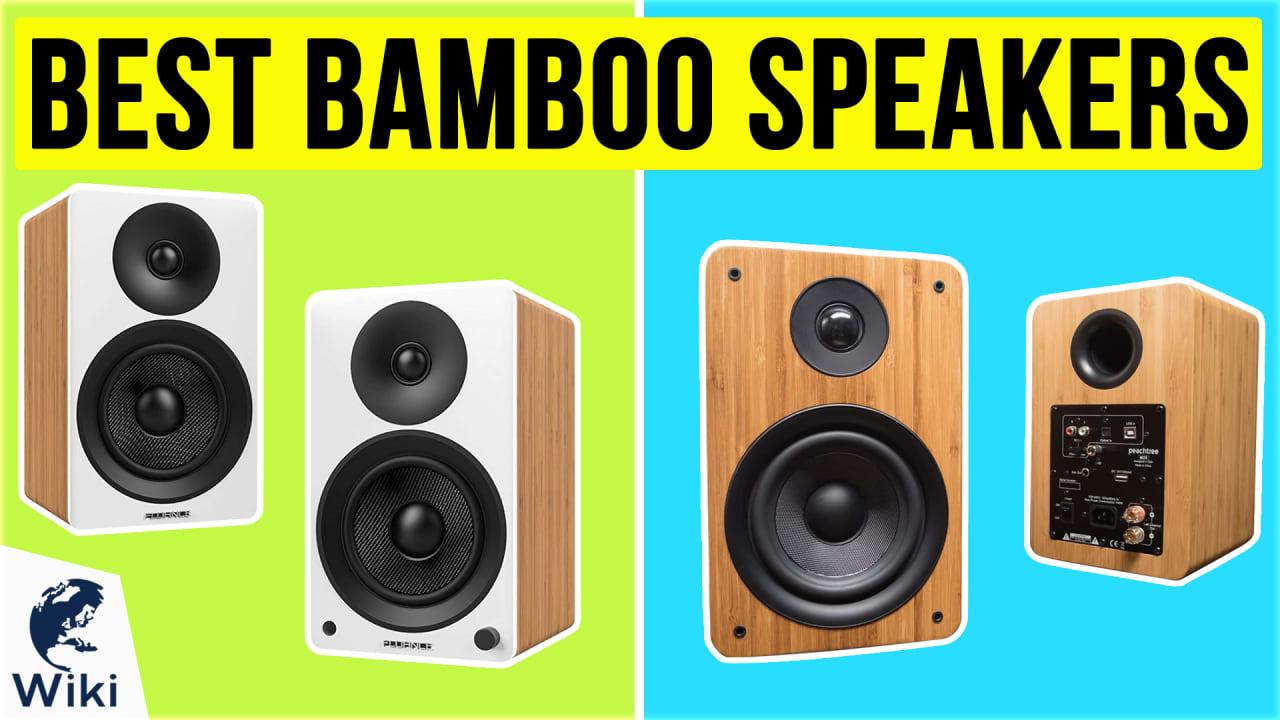 8 Best Bamboo Speakers