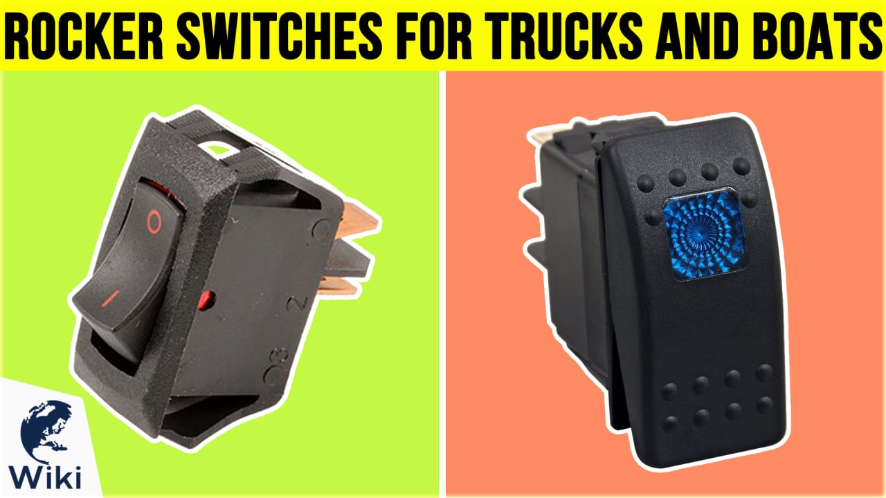 6 Best Rocker Switches For Trucks And Boats