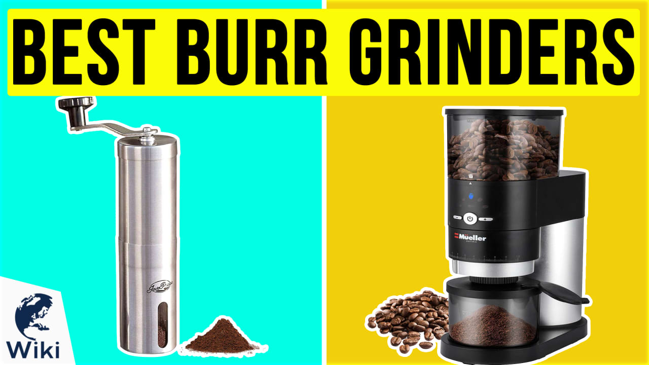 10 Best Burr Grinders