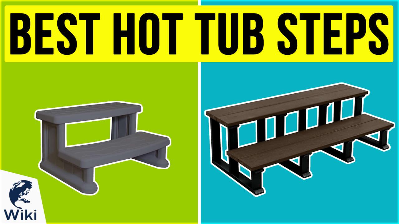 10 Best Hot Tub Steps