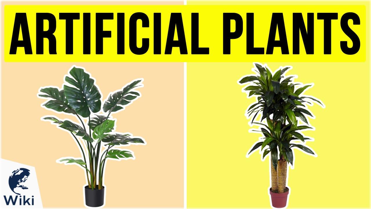 10 Best Artificial Plants