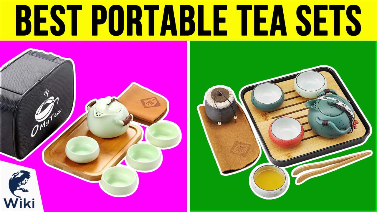 10 Best Portable Tea Sets