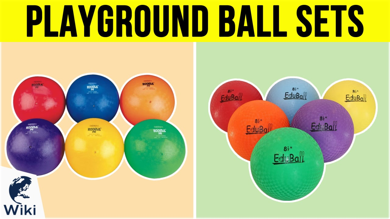 10 Best Playground Ball Sets
