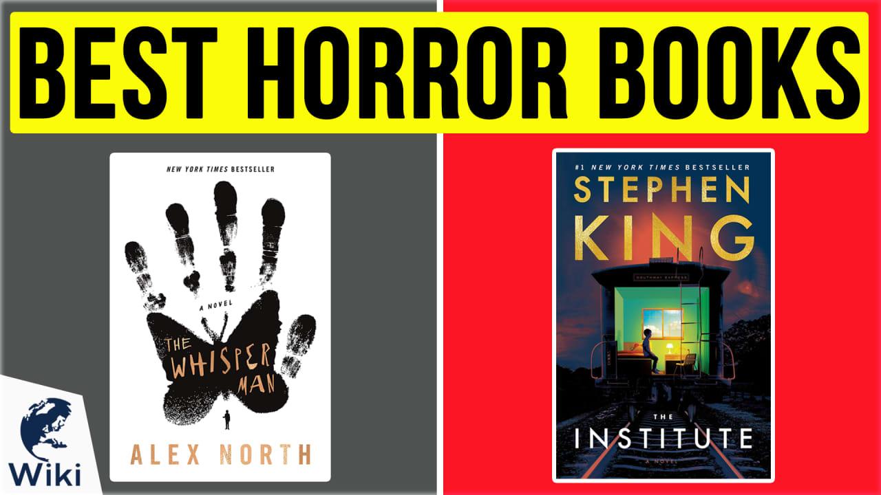 10 Best Horror Books