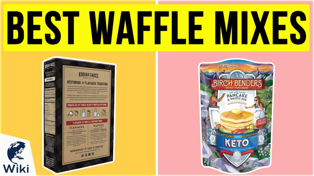 10 Best Waffle Mixes