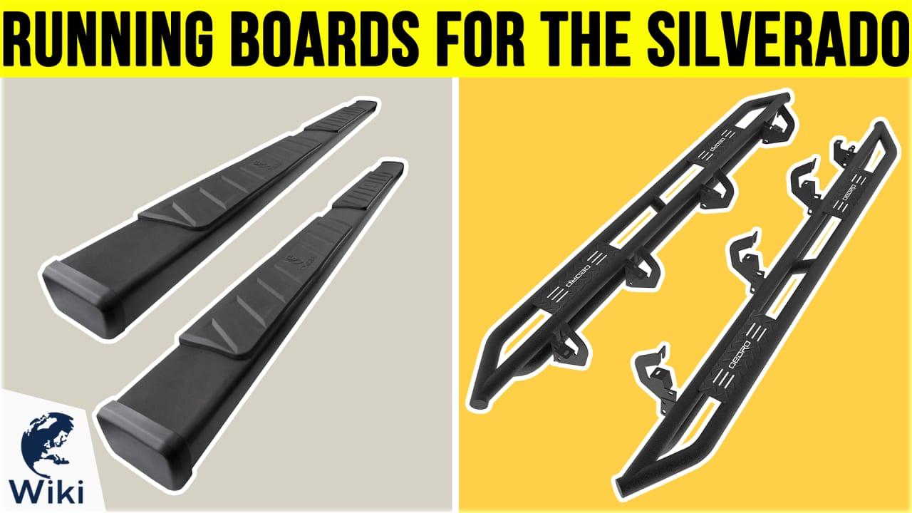10 Best Running Boards For The Silverado
