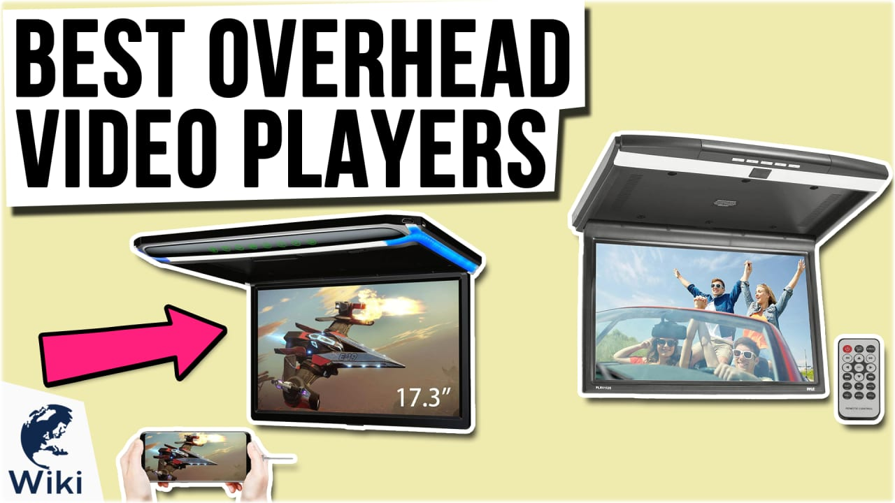 7 Best Overhead Video Players
