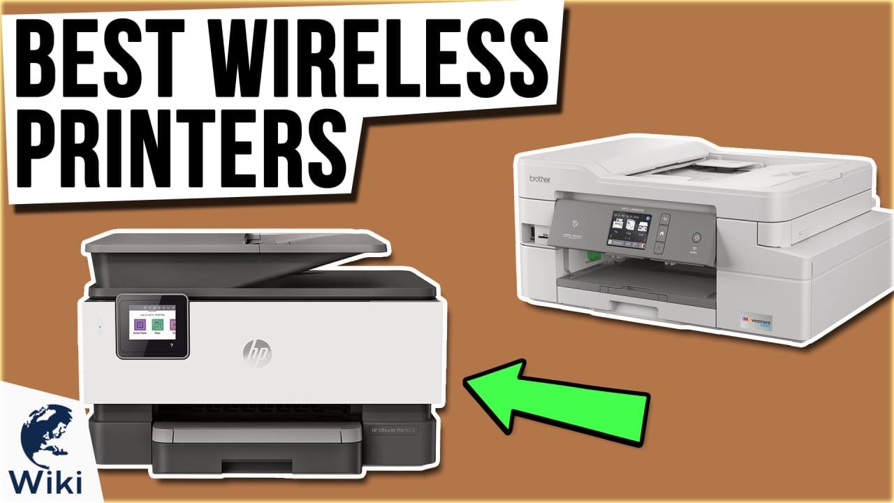 9 Best Wireless Printers