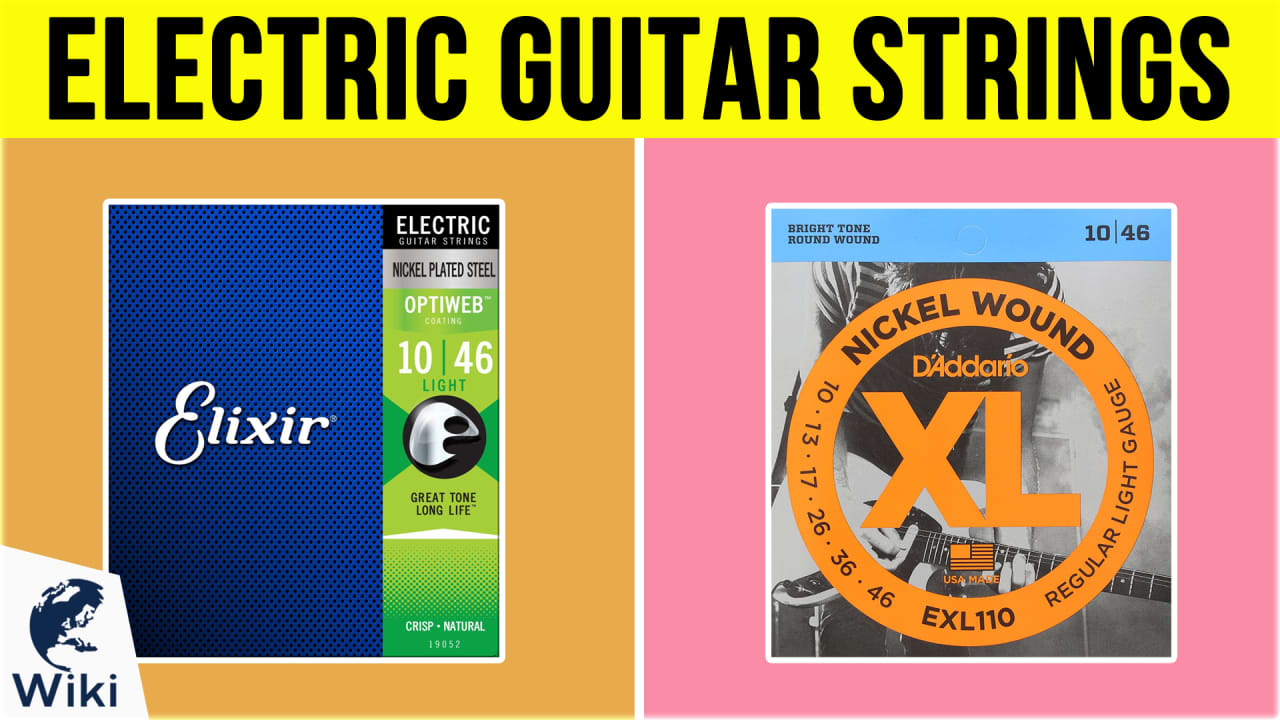 10 Best Electric Guitar Strings