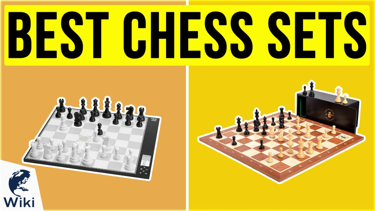 10 Best Chess Sets