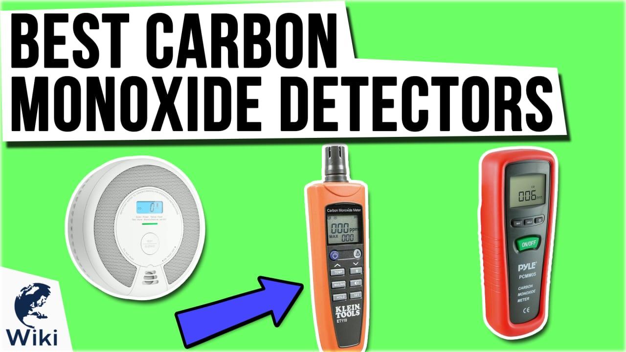 10 Best Carbon Monoxide Detectors