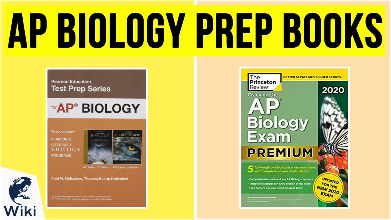 8 Best AP Biology Prep Books