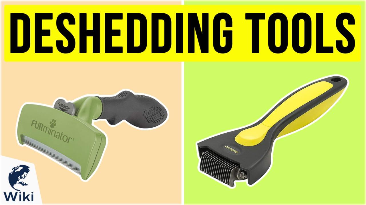 10 Best Deshedding Tools