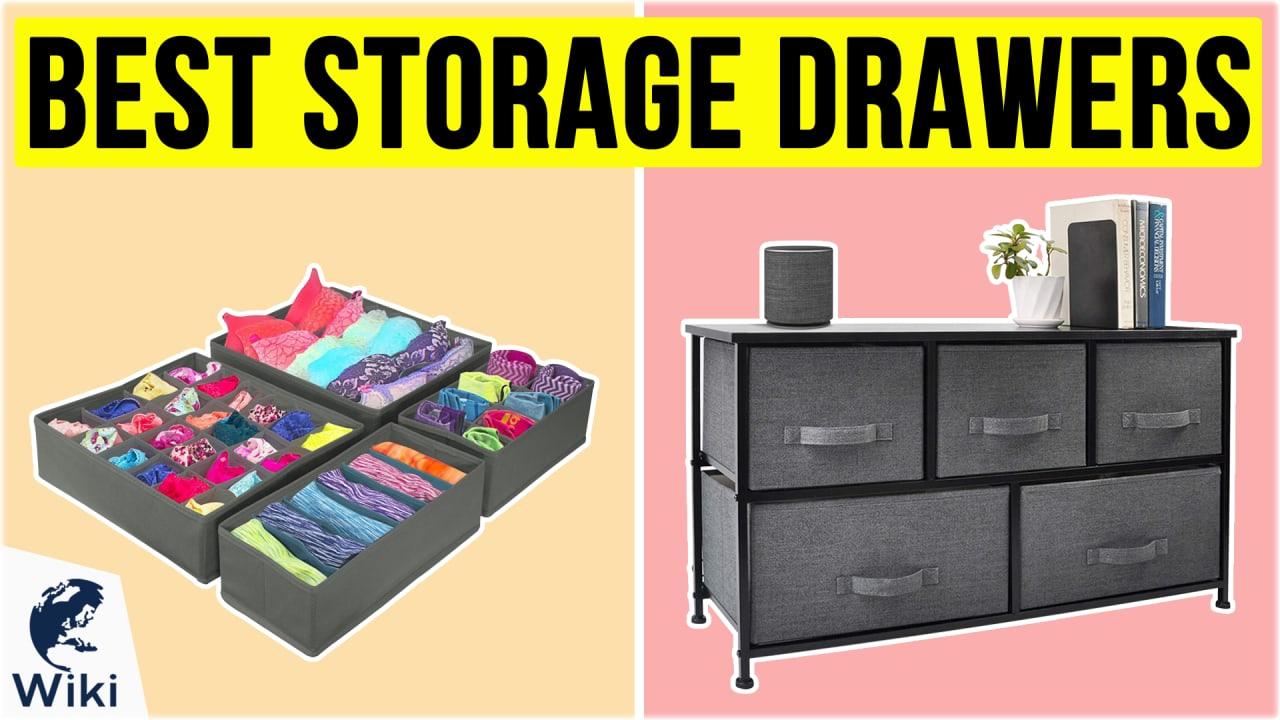 10 Best Storage Drawers