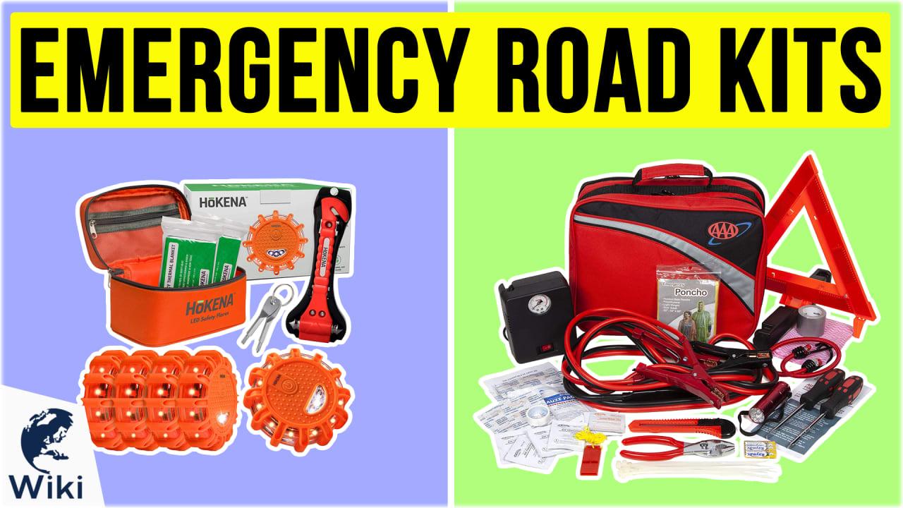 10 Best Emergency Road Kits