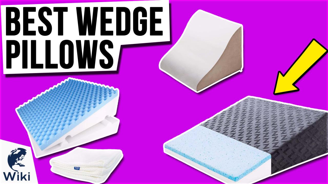 10 Best Wedge Pillows
