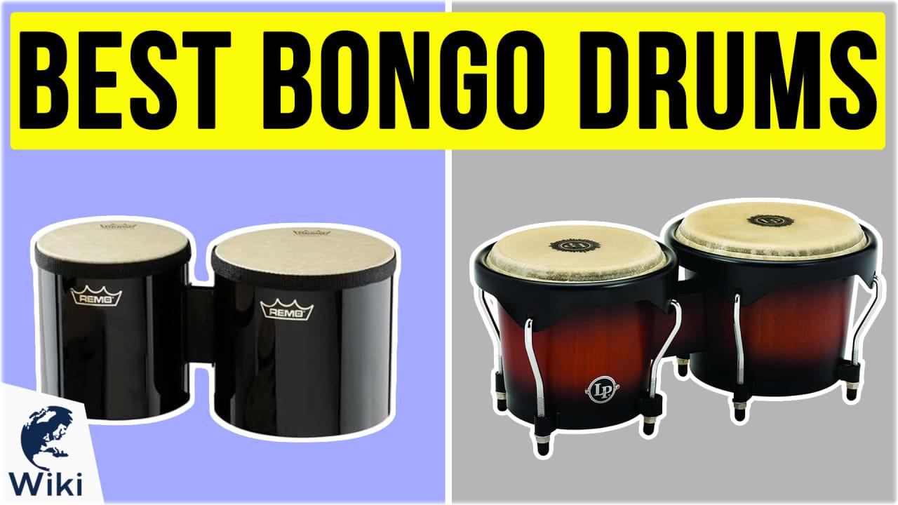 9 Best Bongo Drums