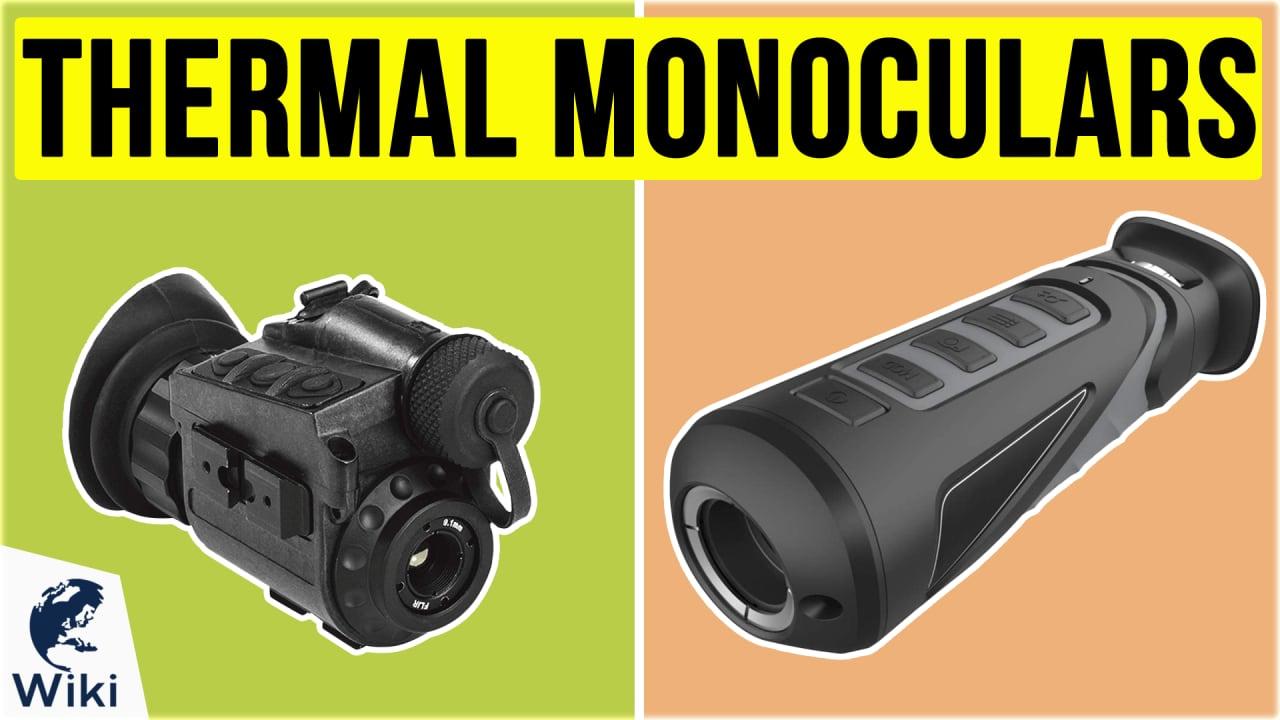 10 Best Thermal Monoculars