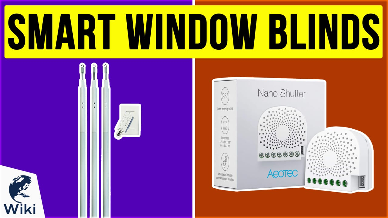 8 Best Smart Window Blinds