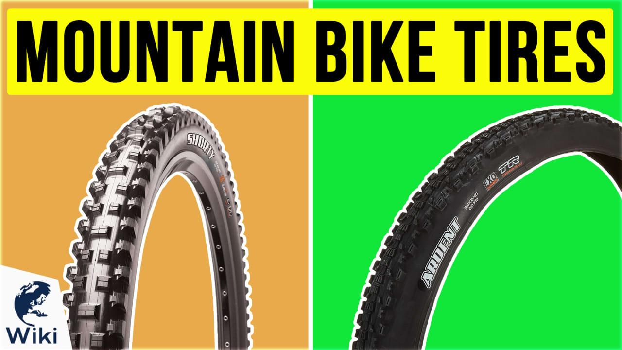 10 Best Mountain Bike Tires