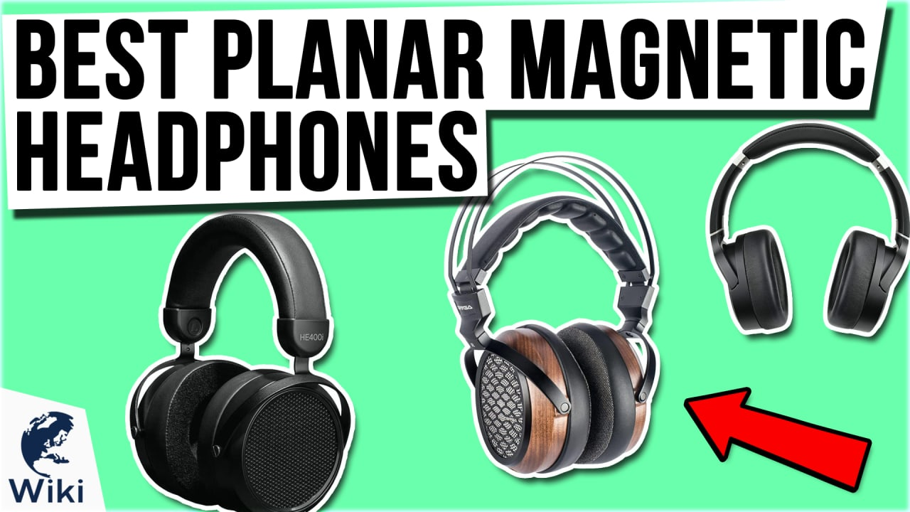 10 Best Planar Magnetic Headphones