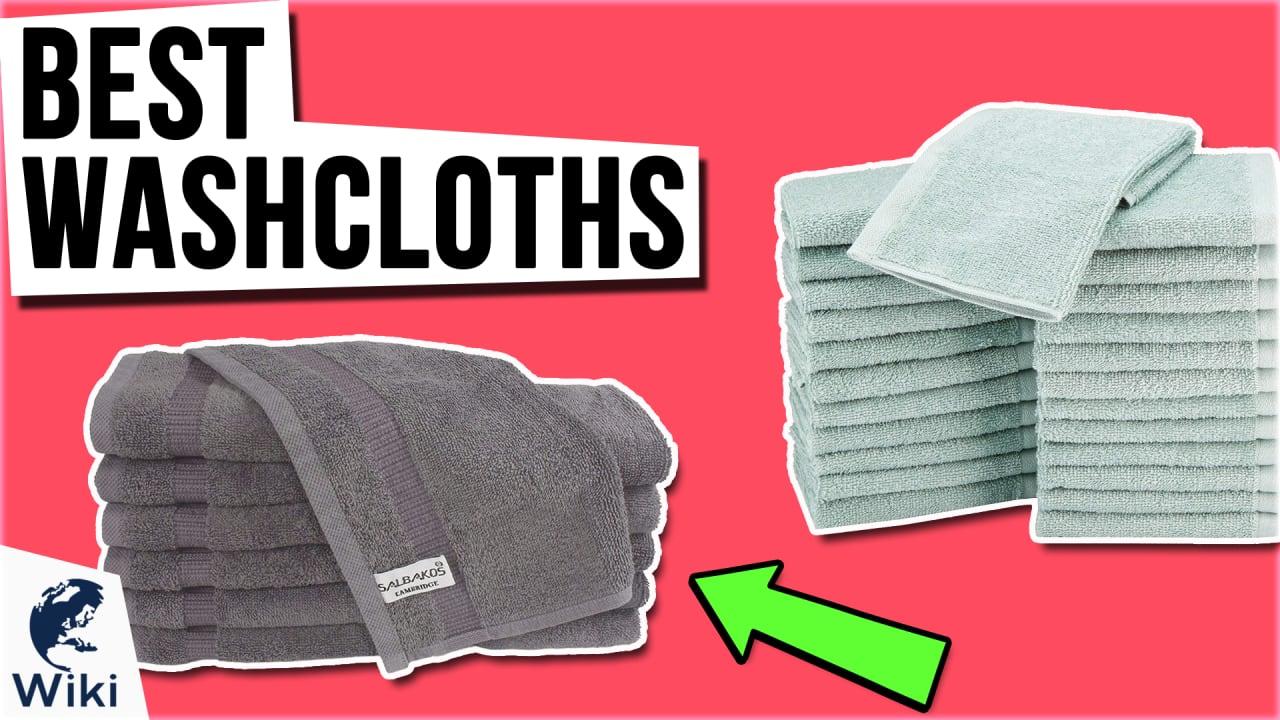10 Best Washcloths