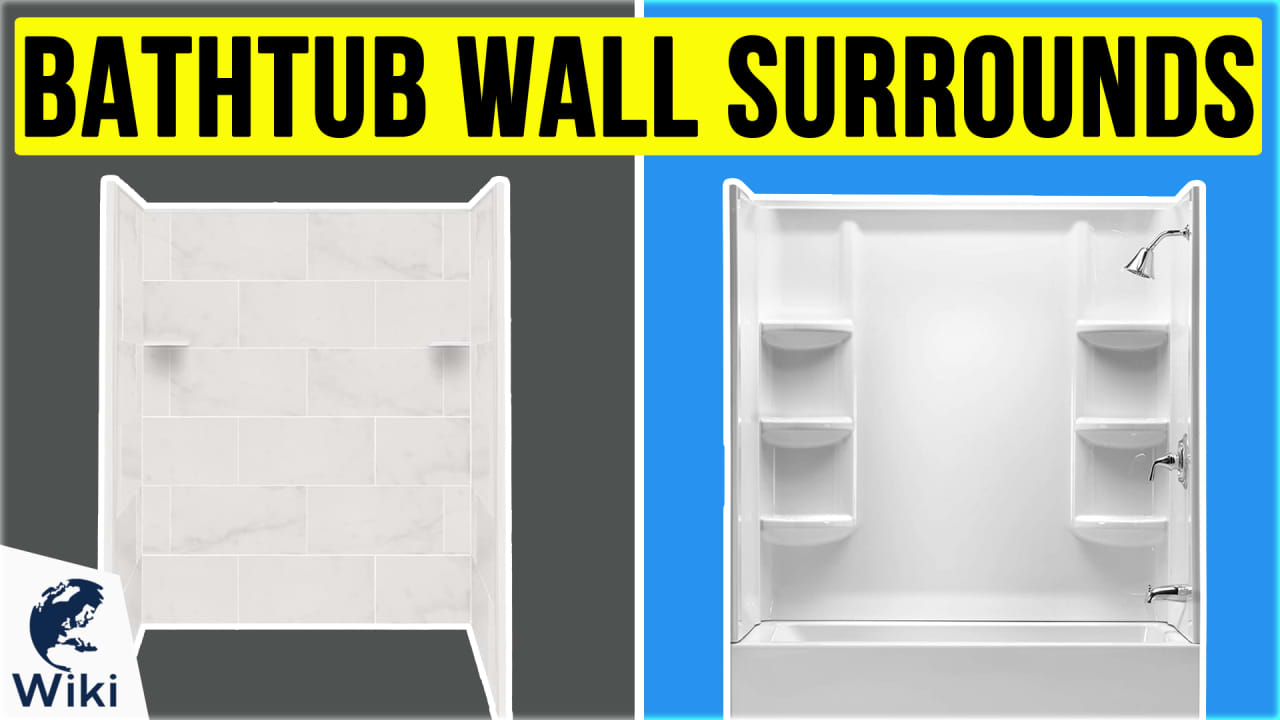 10 Best Bathtub Wall Surrounds