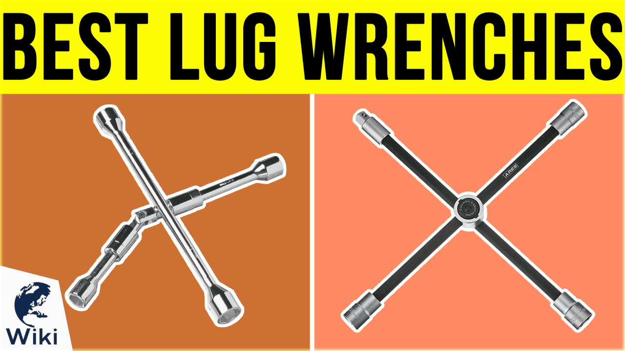 7 Best Lug Wrenches