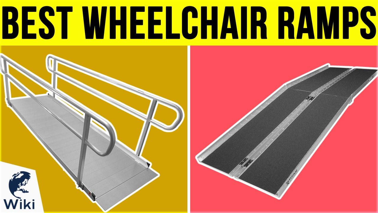 10 Best Wheelchair Ramps