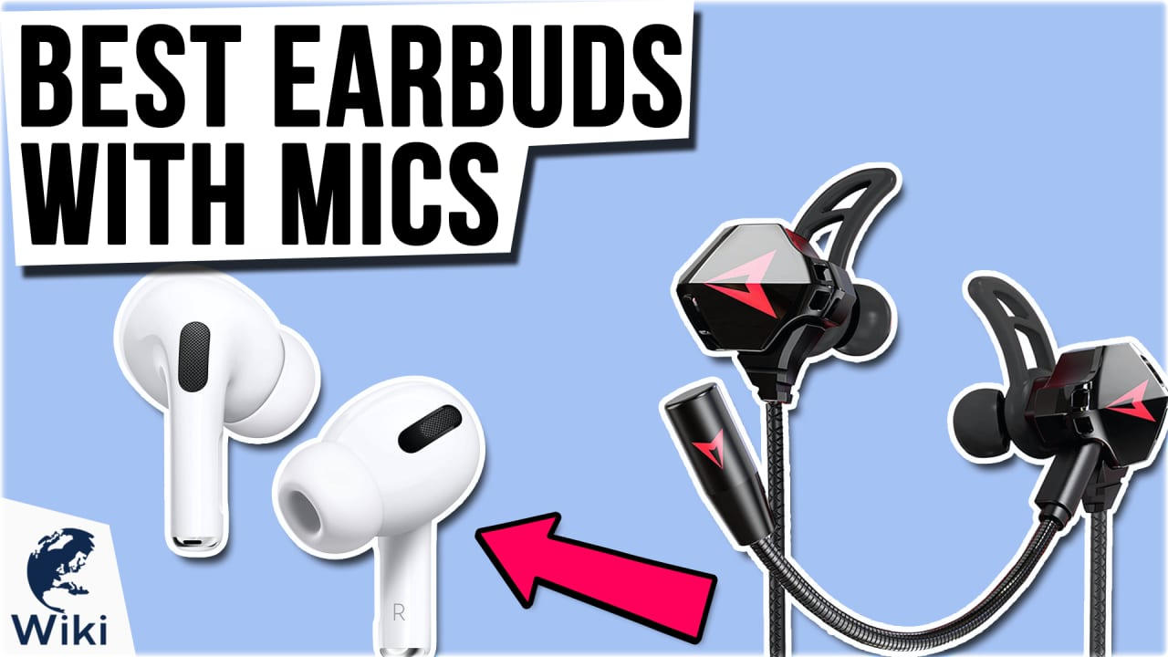 10 Best Earbuds With Mics