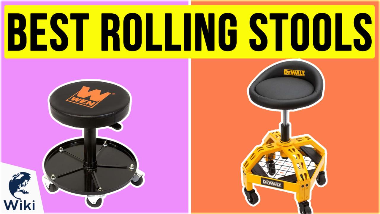 10 Best Rolling Stools