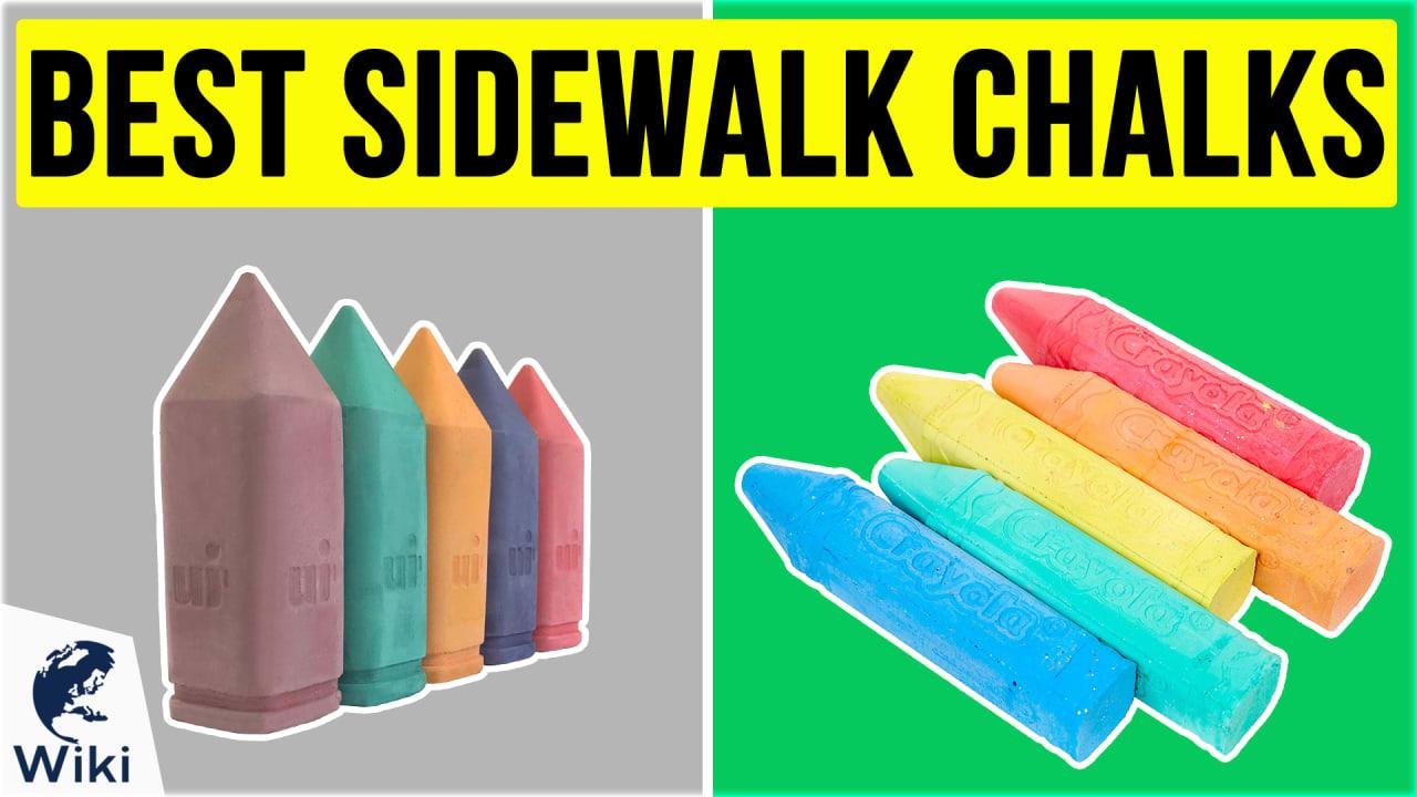 10 Best Sidewalk Chalks