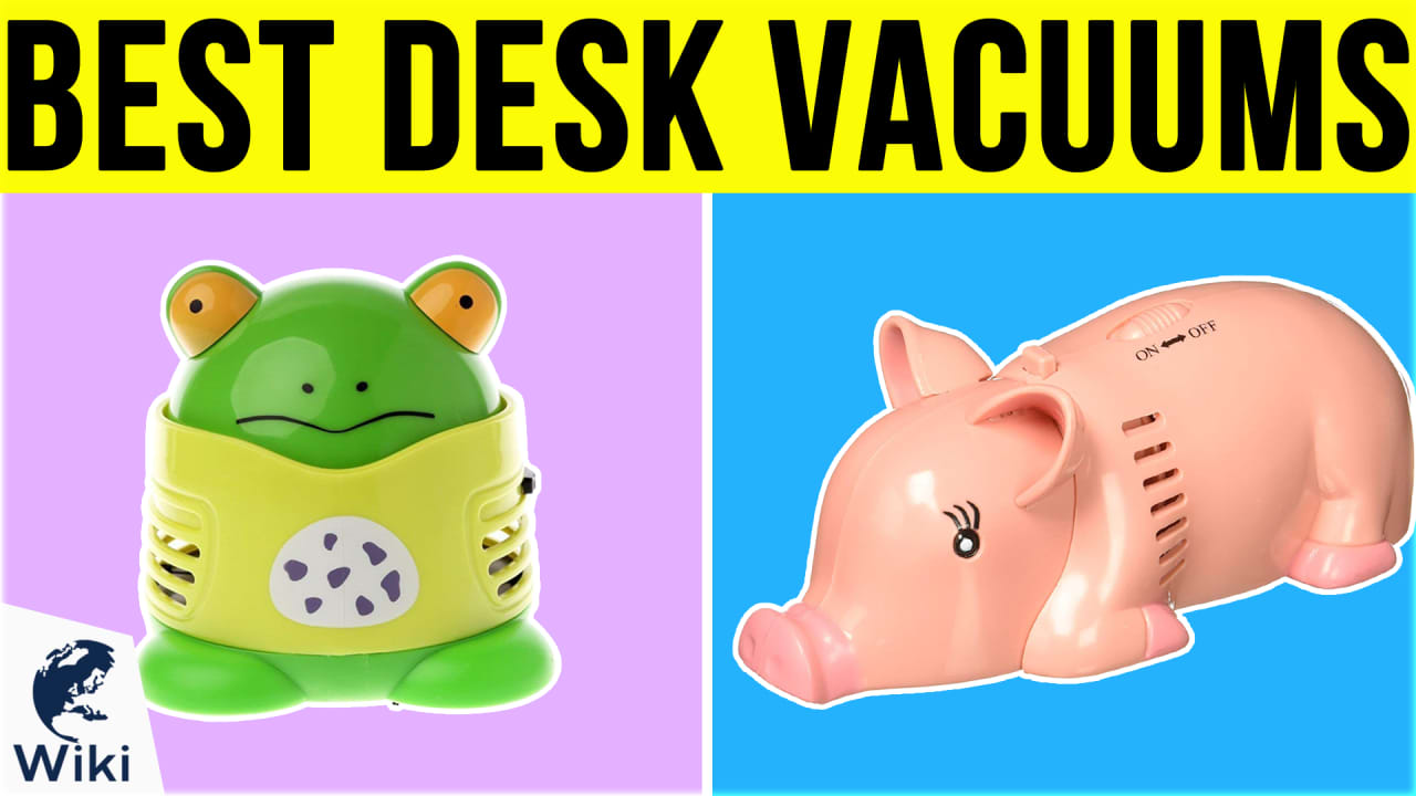 9 Best Desk Vacuums
