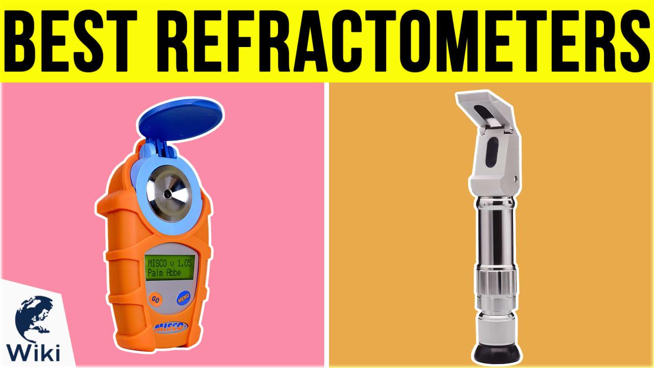 10 Best Refractometers
